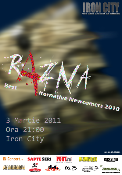 Razna in Iron City